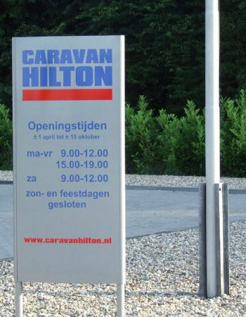 Caravan Hilton