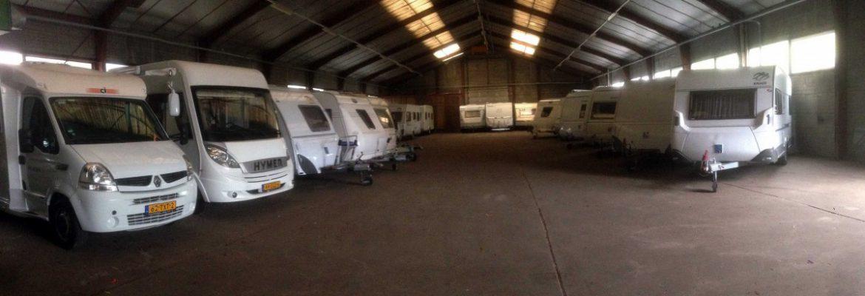De Klerk Campers en Caravans