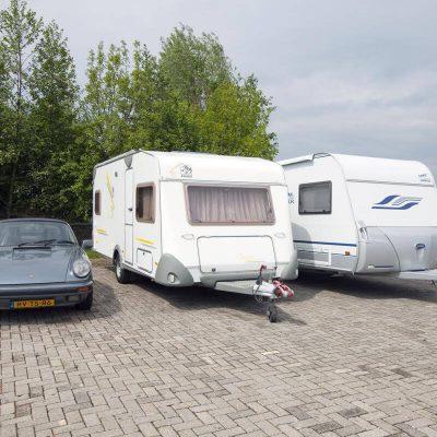 Caravanstalling Woudrichem
