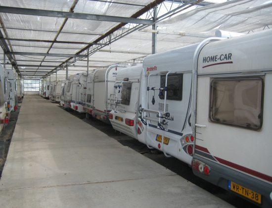 Caravanstalling de Wit